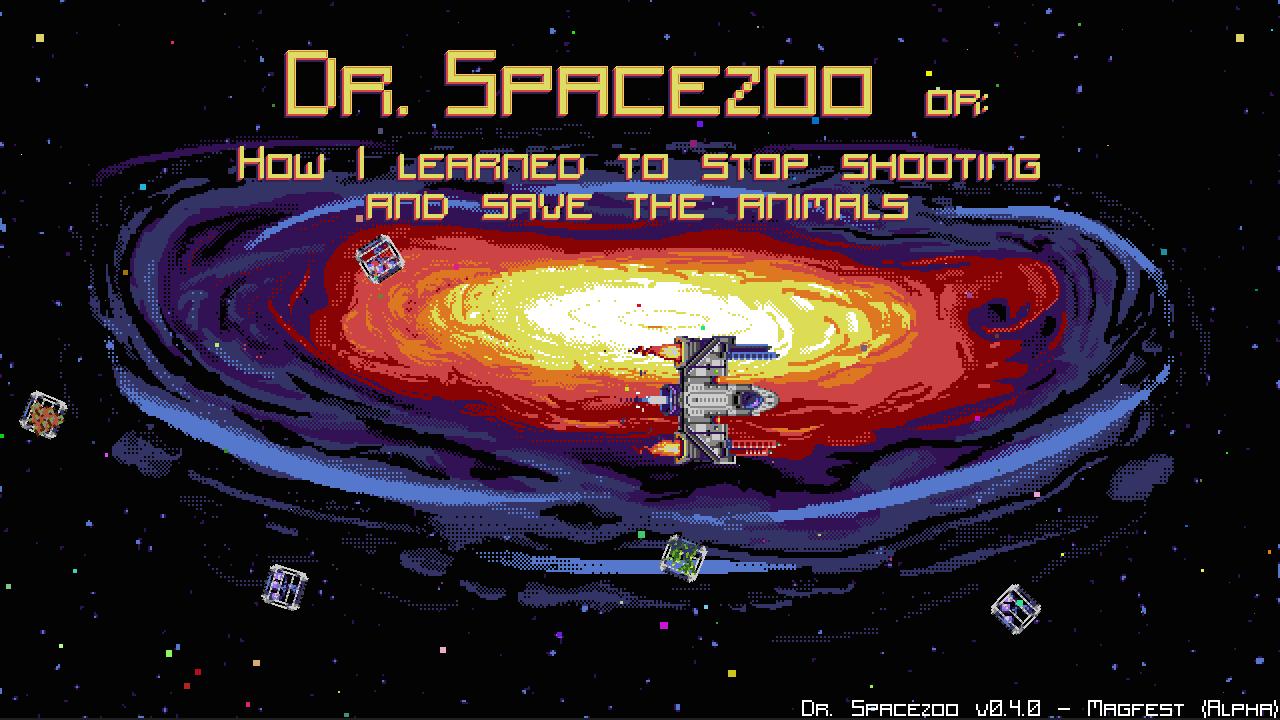 Dr. Spacezoo v0.4 Title