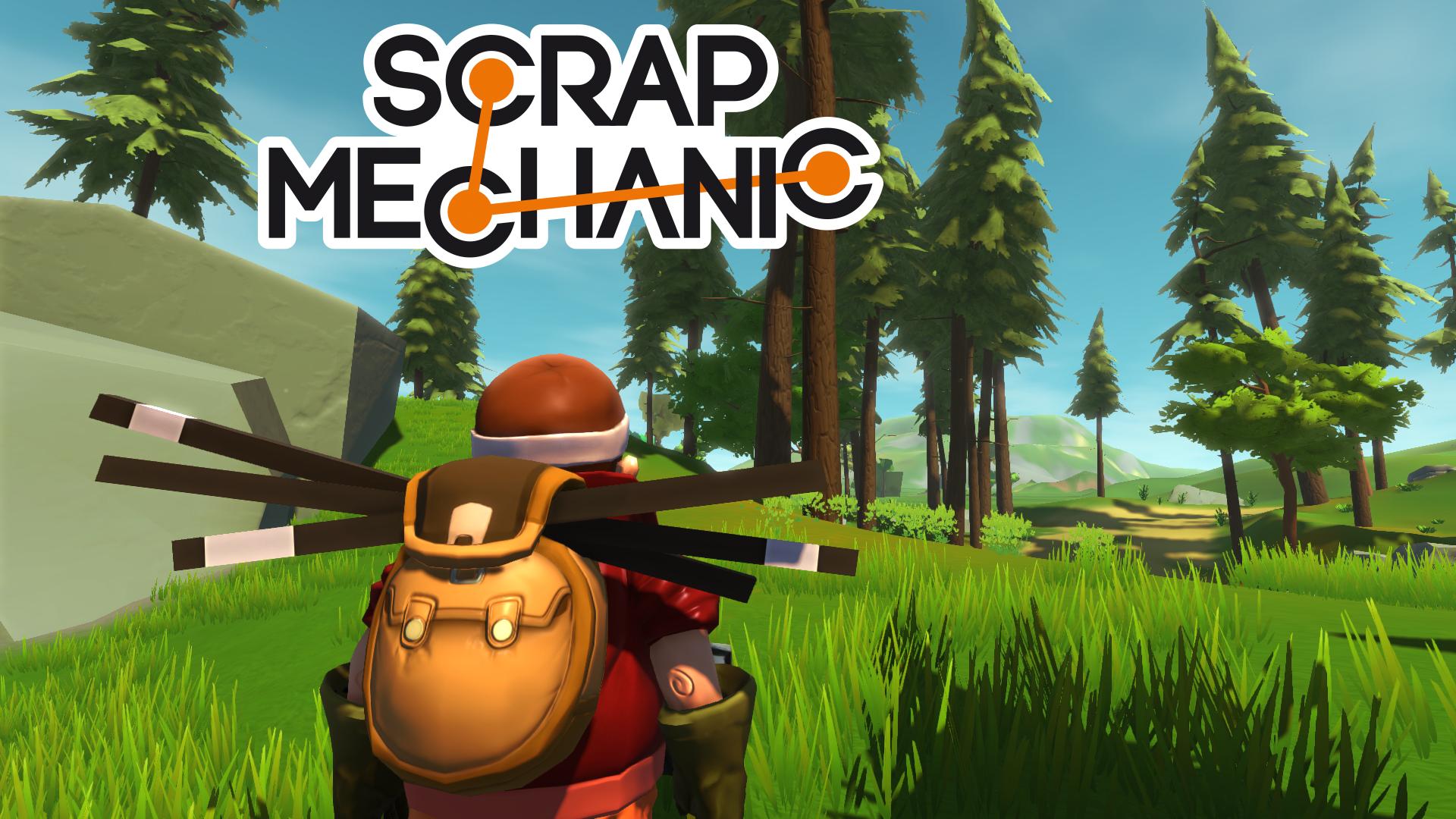 Update 1 News Scrap Mechanic Indie Db