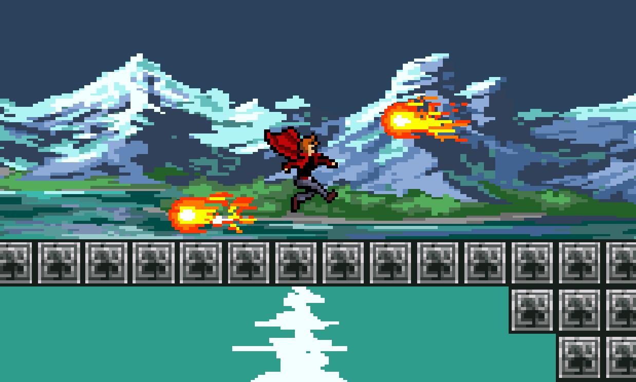 Jumping between Fireballs