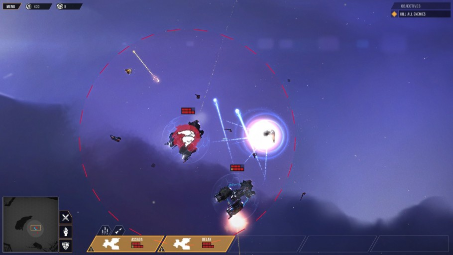Distant Star: Revenant Fleet - Drone Targeting