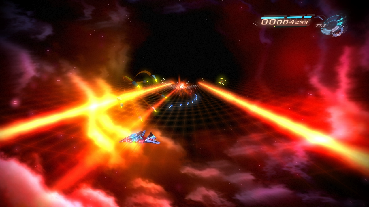 Actual screenshot from PS3