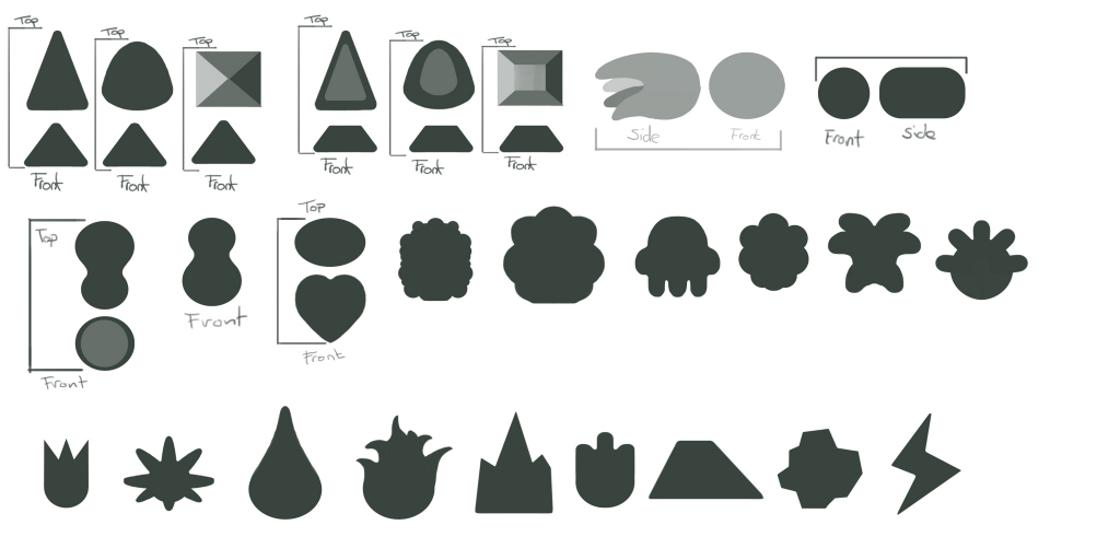 Base Shapes Concepts 02