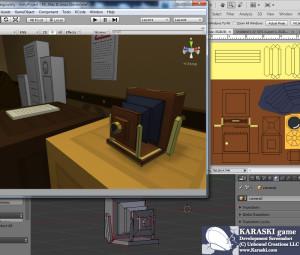 Unity 3D Blender Modeling