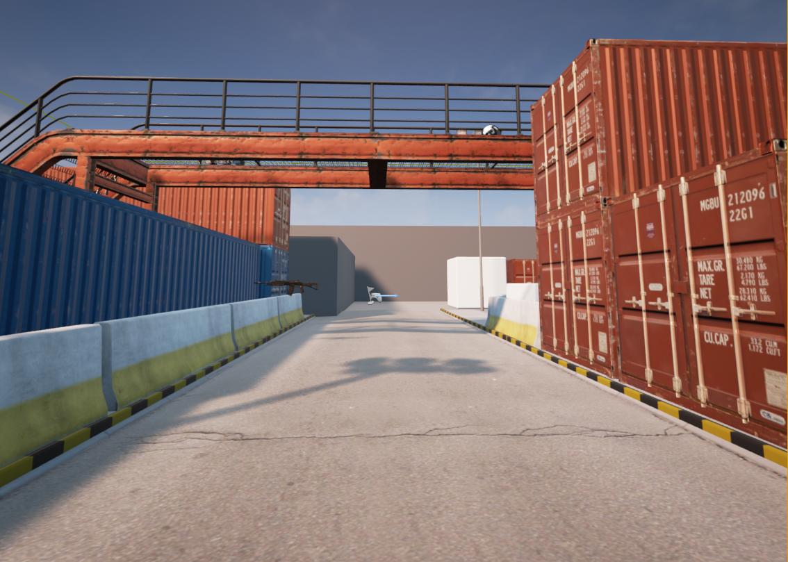 From CryEngine 3 to Unreal Engine 4! news - LIBERIKO - Mod DB