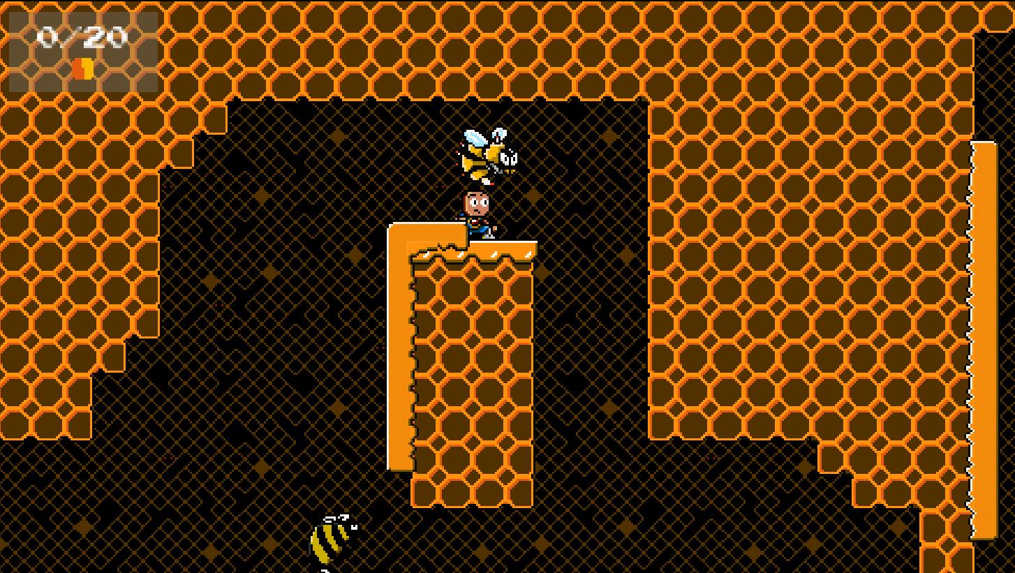 NES Honey Screenshot 1