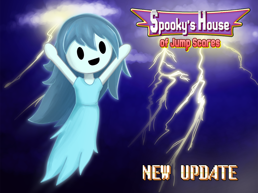 Spooky March Update news - Spooky's Jump Scare Mansion ...