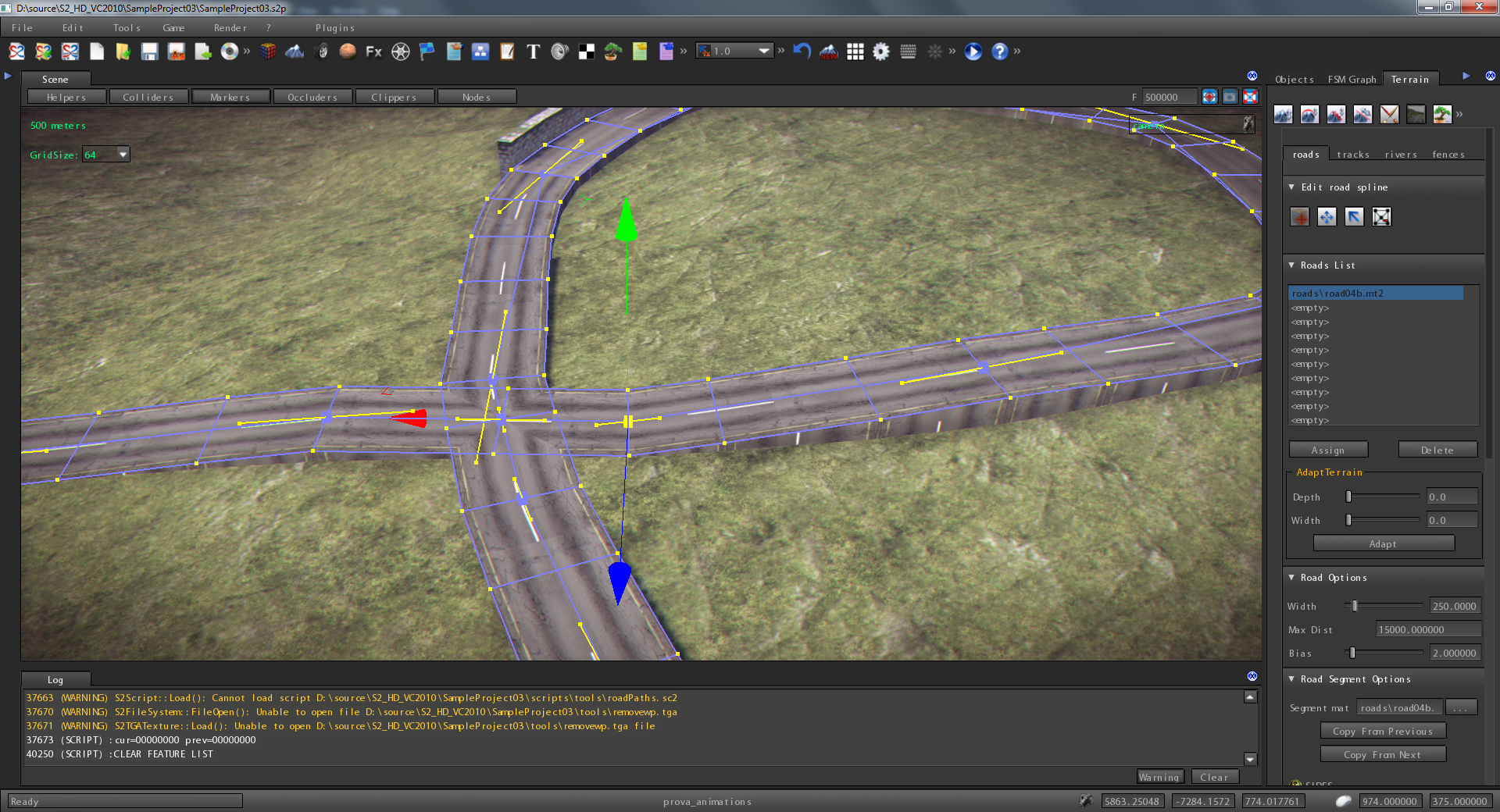 S2EngineHD 1 4 6 preview news - Indie DB