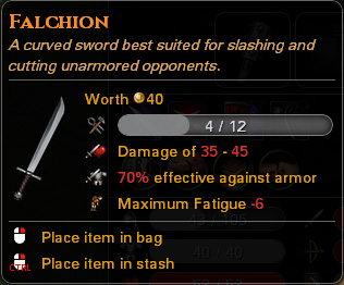 weapon durability battle brothers falchion
