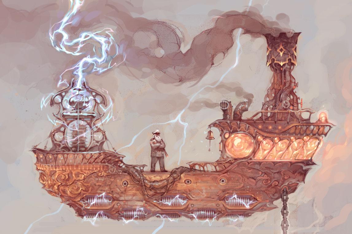 teslaboat
