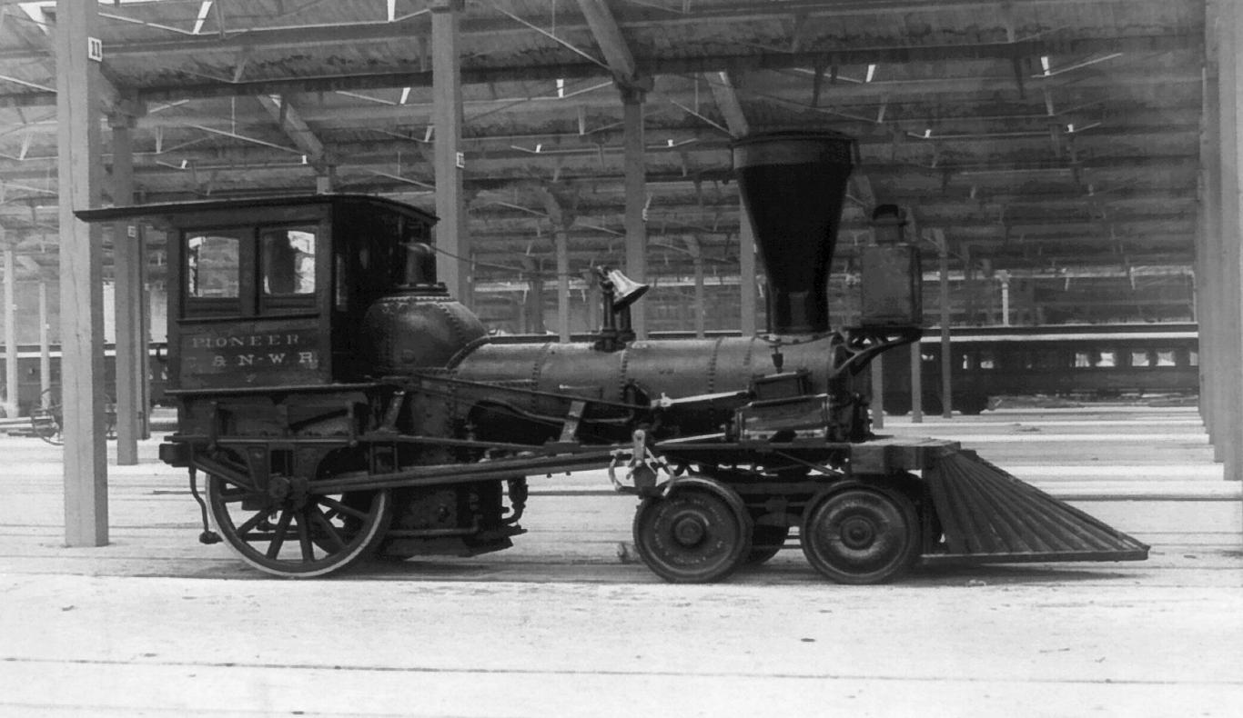 Witt Clinton Railway, 1860 – ies, USA