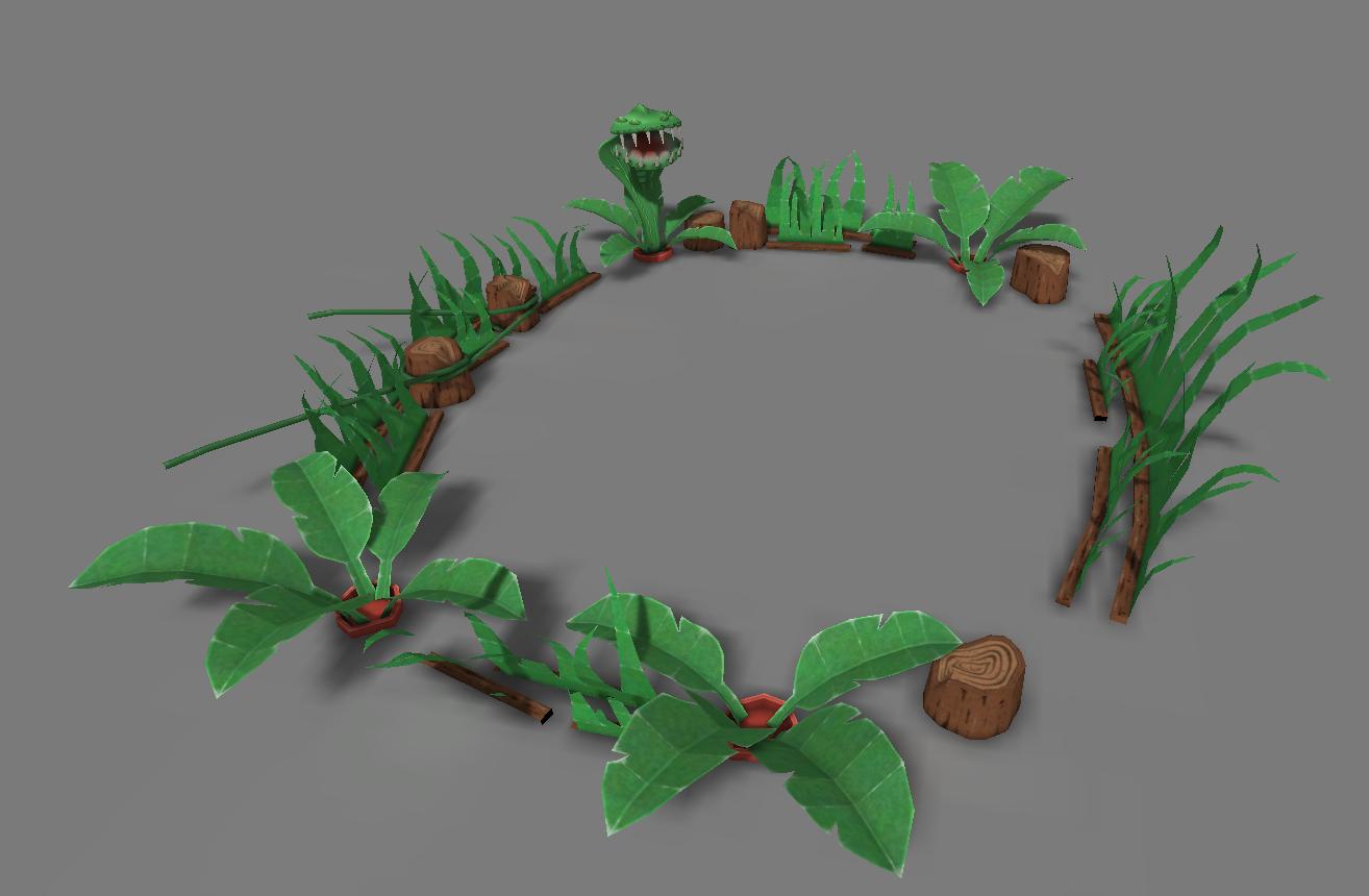 Creature Battle Lab Botanical