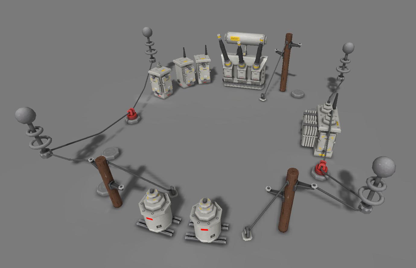 Creature Battle Lab Electro