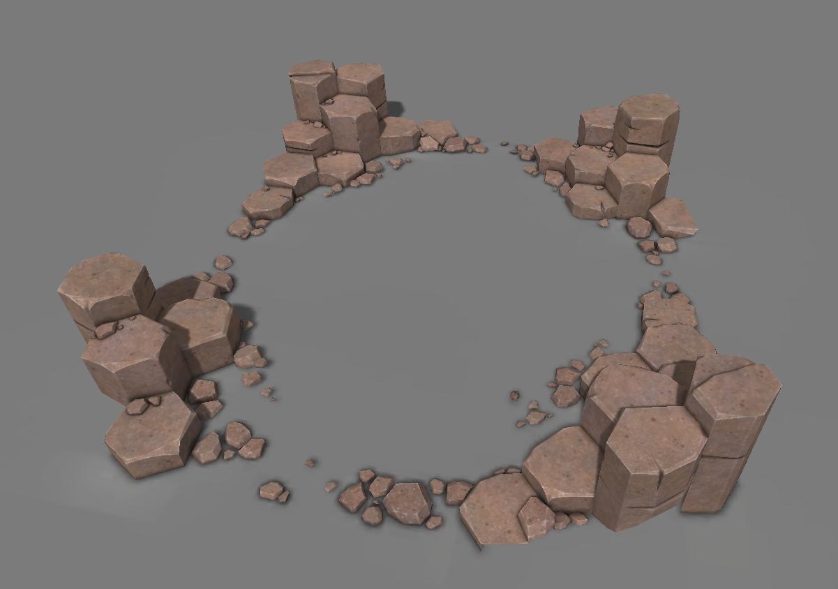 Creature Battle Lab Rock