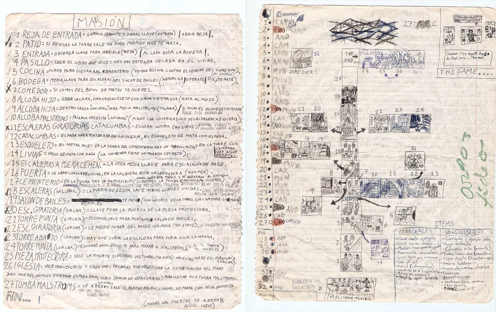 My Design Docs look something like this...