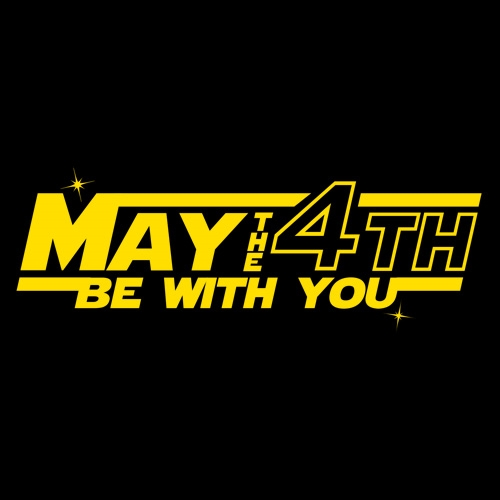 May The 4th Be With You! News