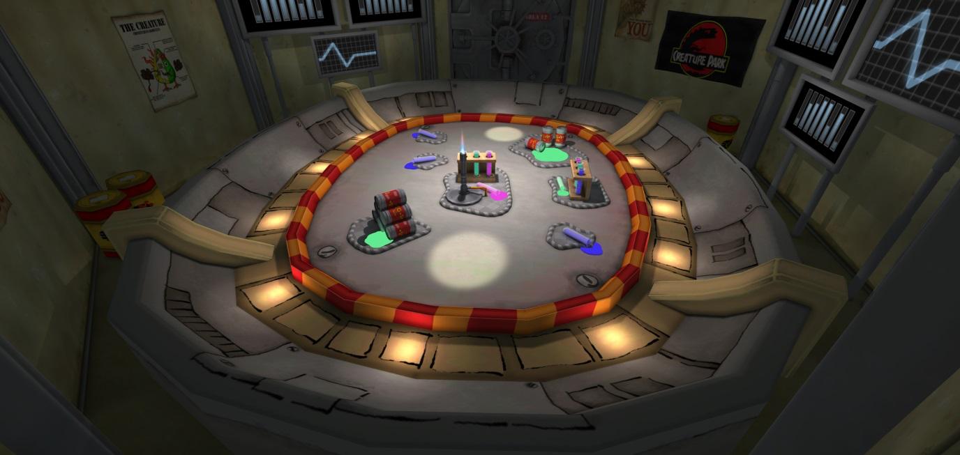 lighting the Lab arena 001