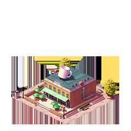 A Coffee House.