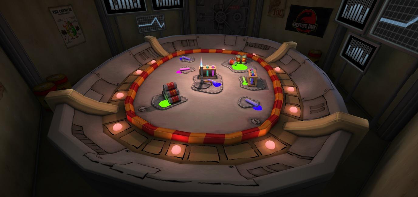 Creature Battle Lab Arena 002