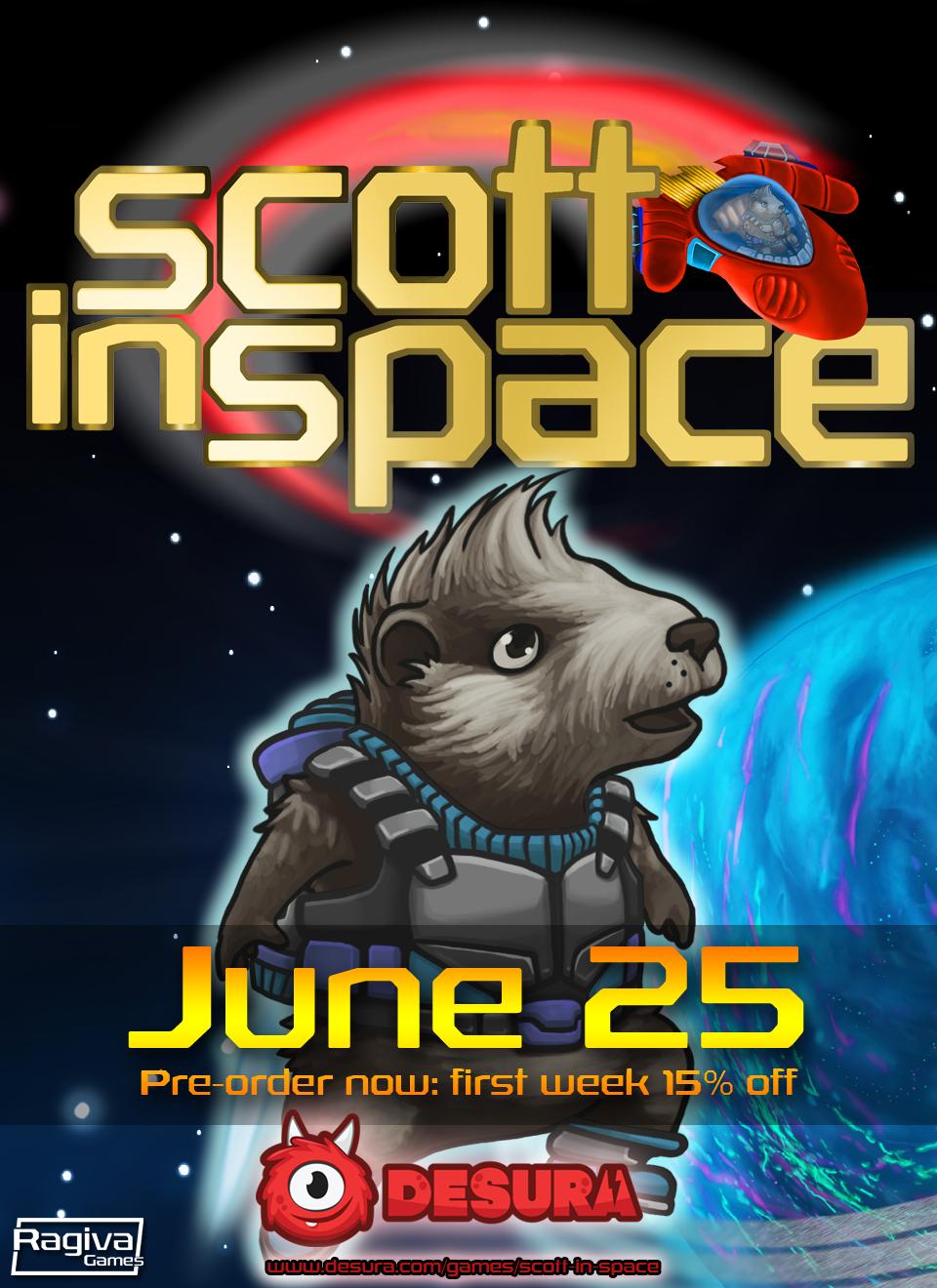 Scott in Space on Desura