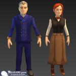 Indie Game Character models