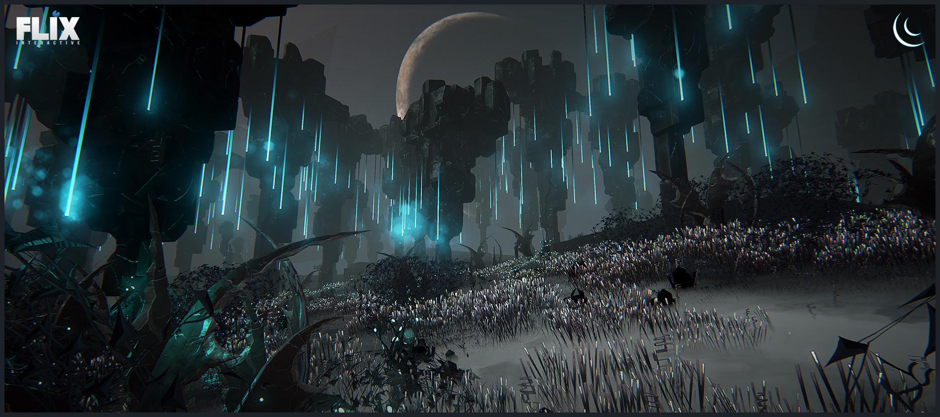 Alien Biome