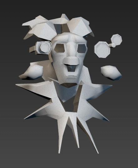 Professor Helix 003