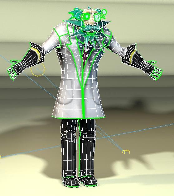 Professor Helix 008