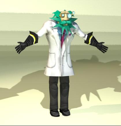 Professor Helix 009