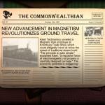 Karaski Game Backstory Newspaper