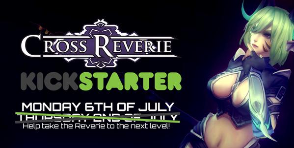 Cross Reverie Kickstarter Announcement