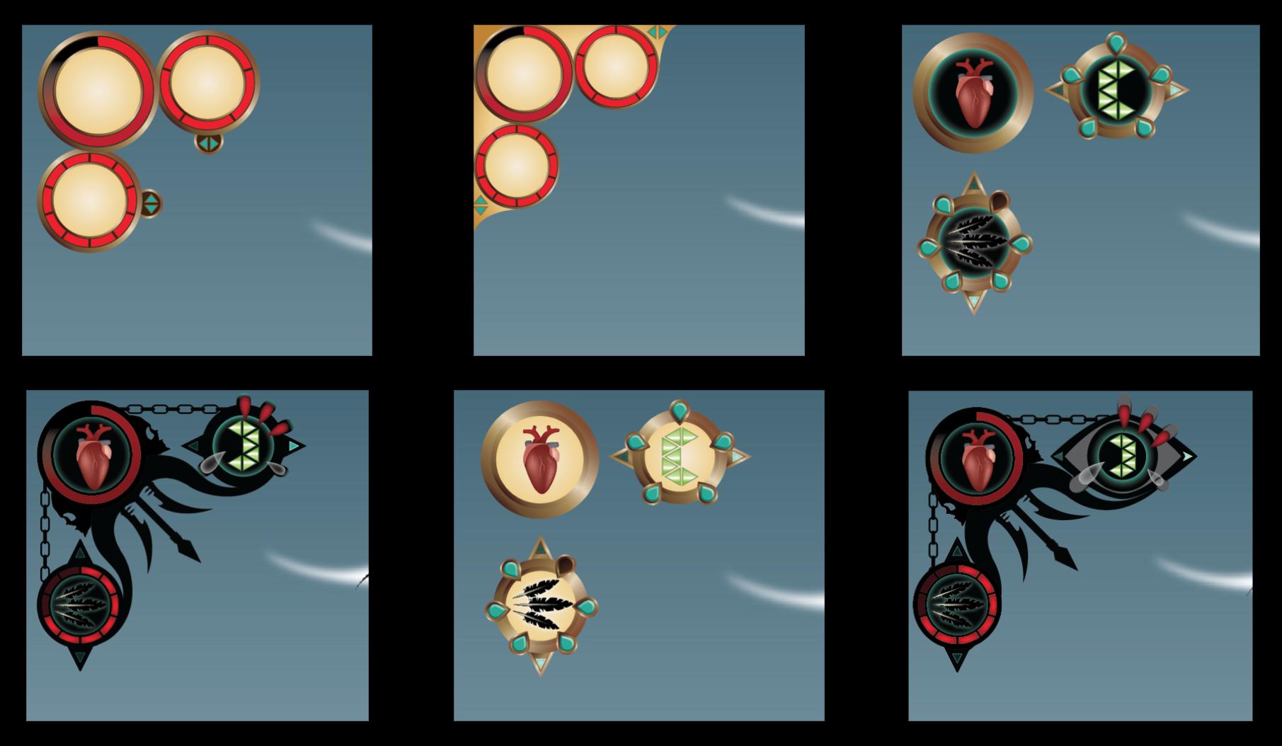 A Quiver of Crows - gauge designs