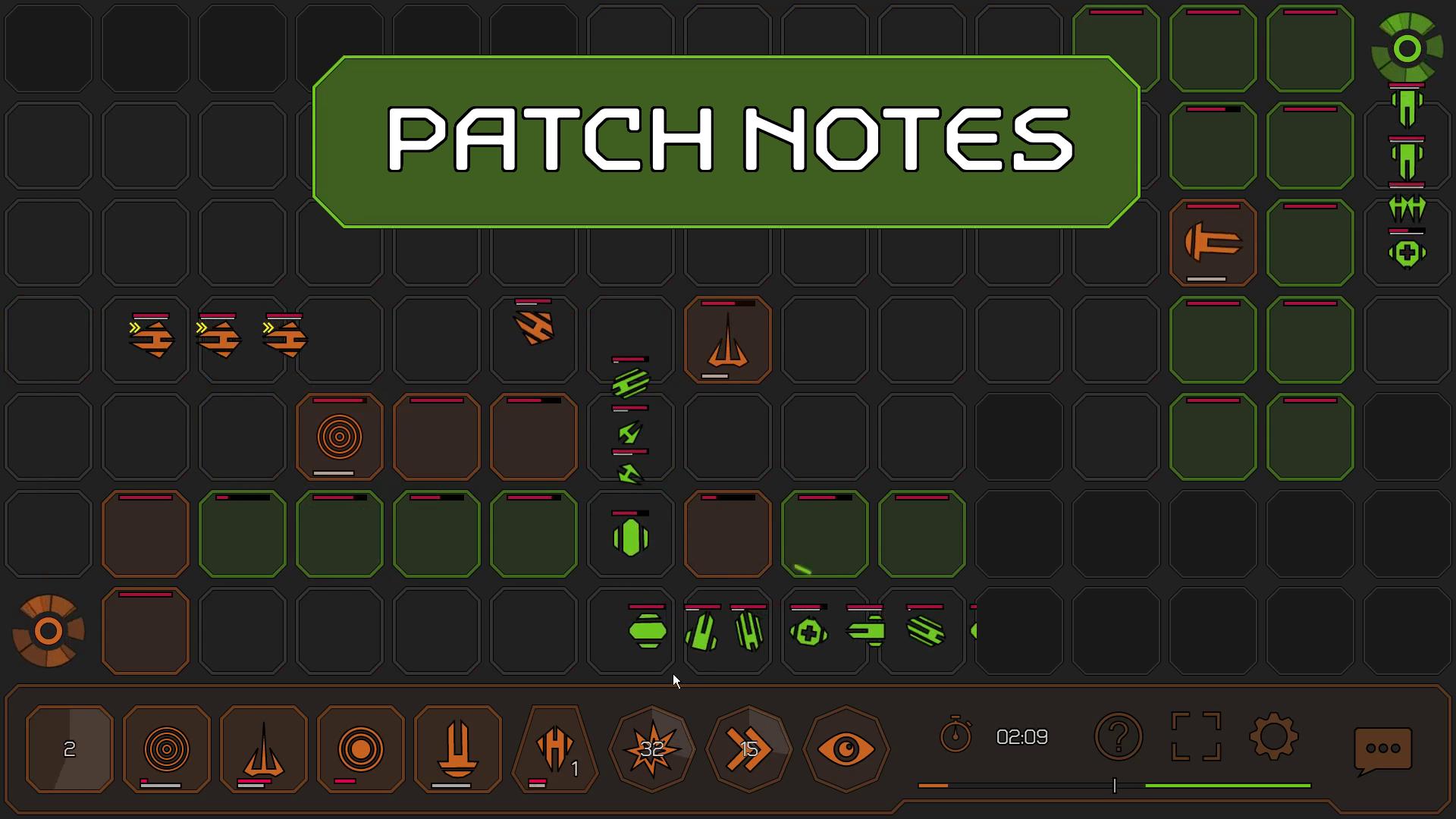 Patch Notes 0.9.4 Content Patch