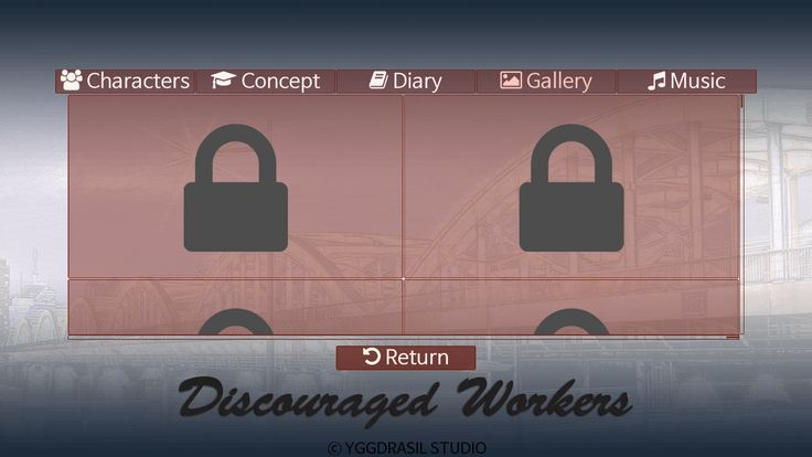 Discouraged Workers Gallery Archive