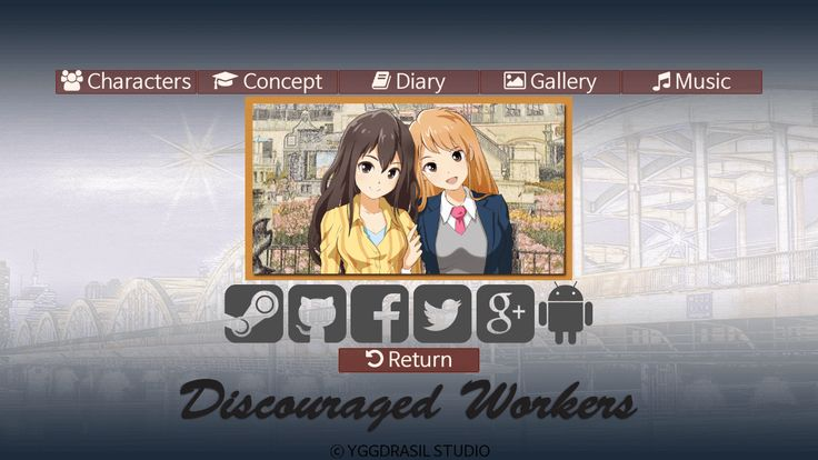 Discouraged Workers Archives screen