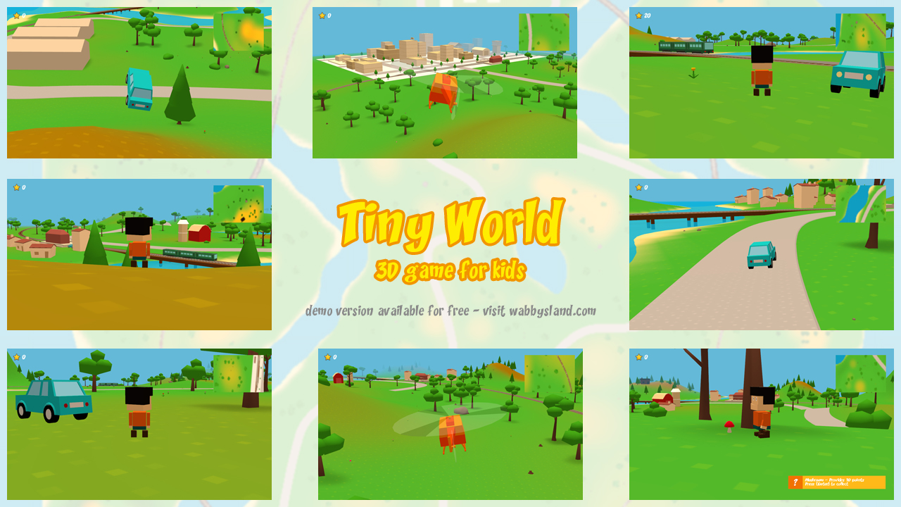 Tiny toon game free download for pc full version