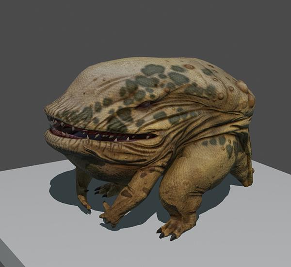 swampfrog