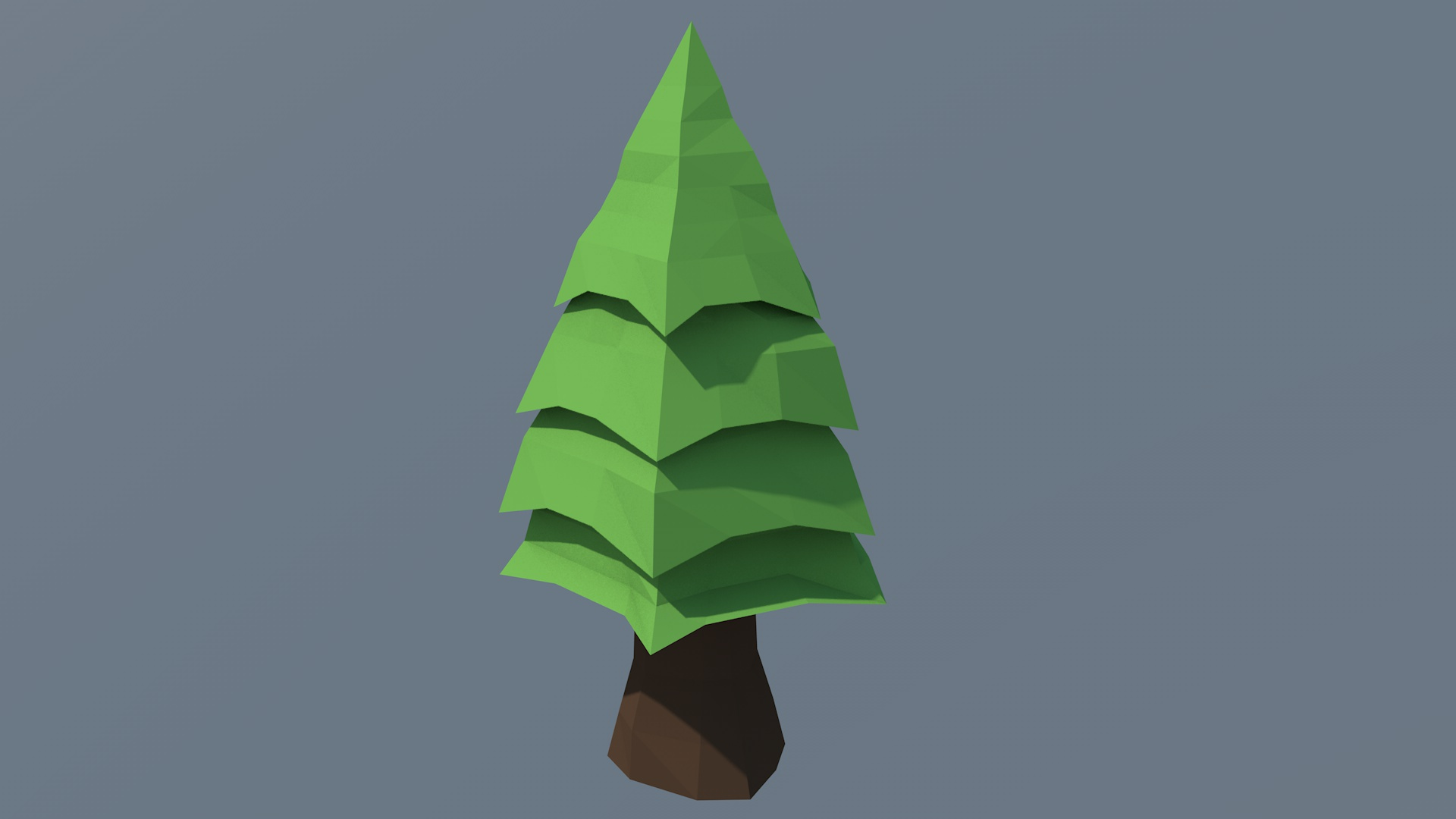 Classy new pine tree!