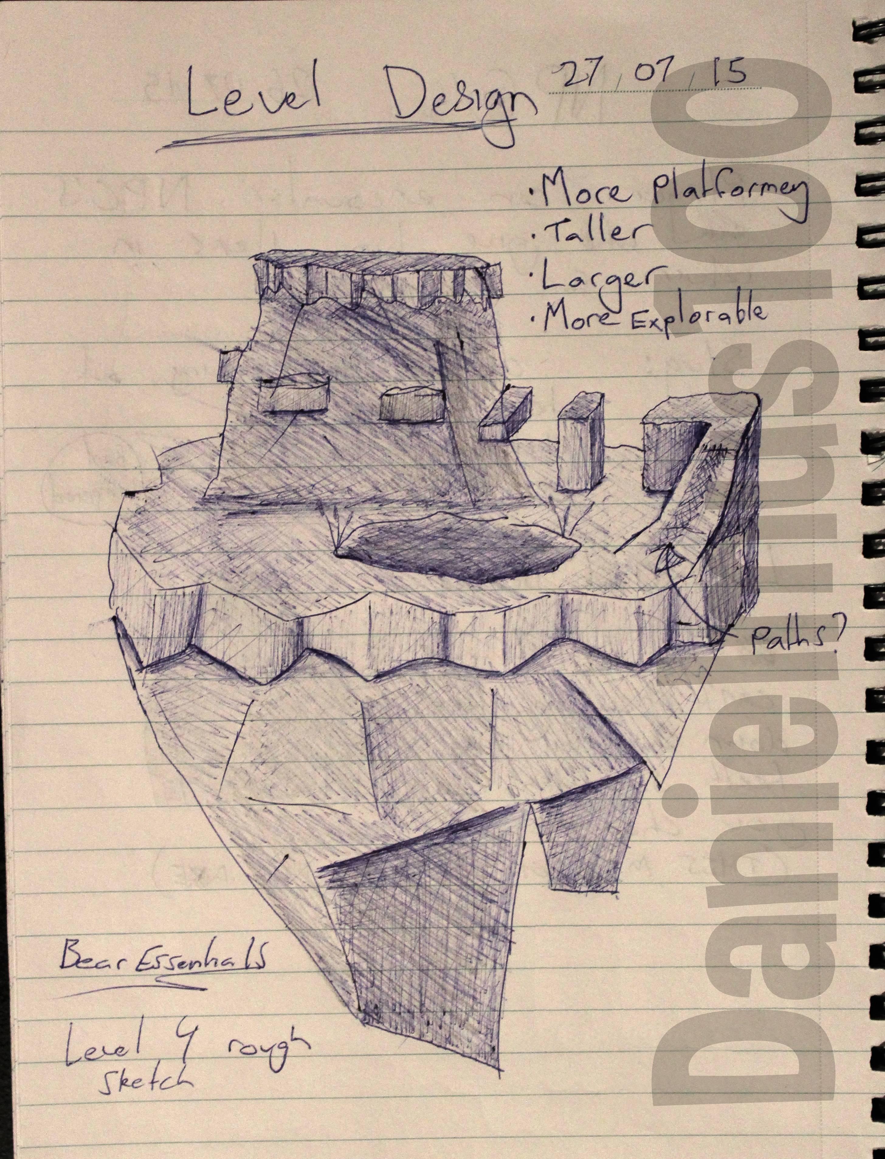 Original Sketch!
