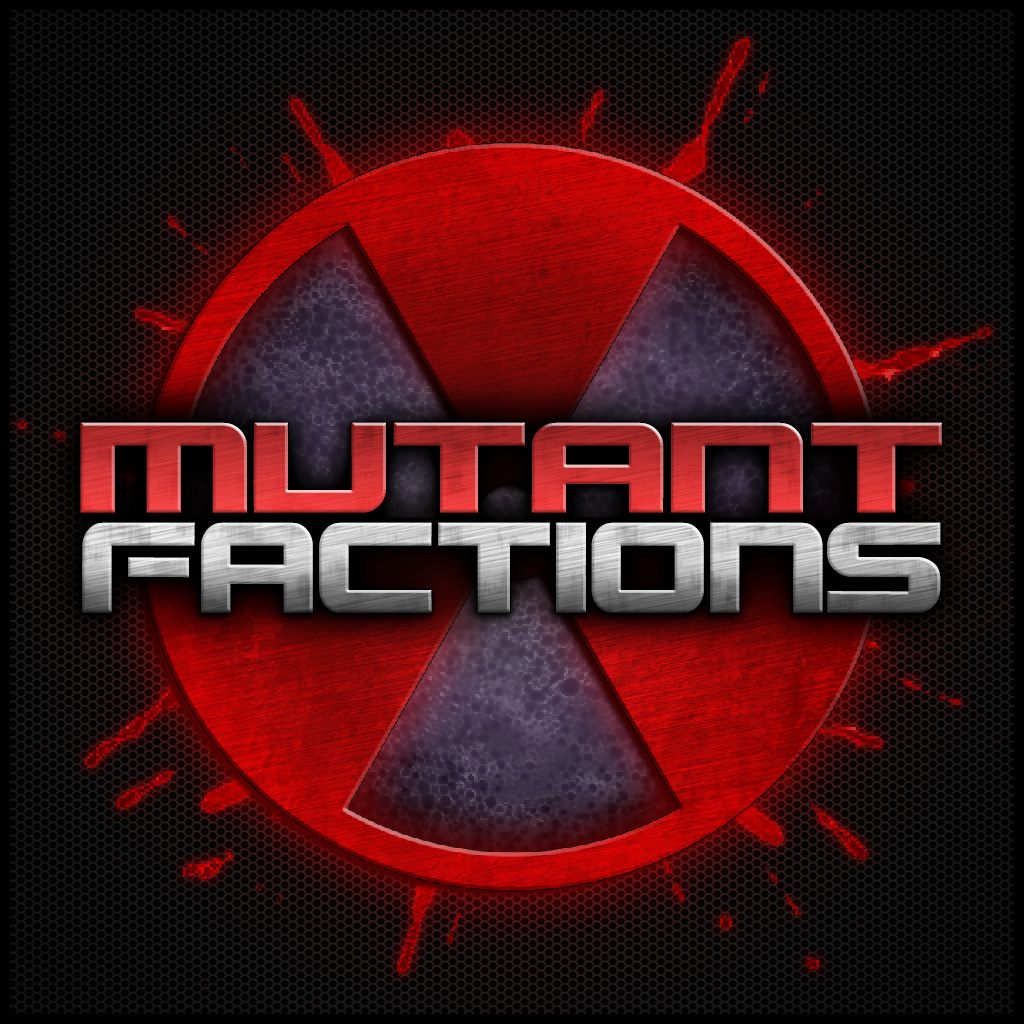 Mutant Factions Logo