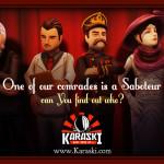 Karaski Indie Game Suspects