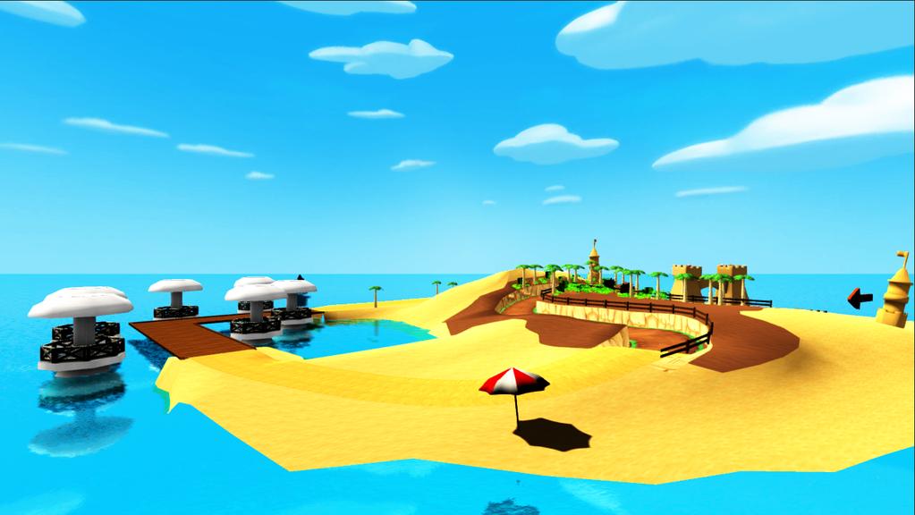 Early Girlfriend Island Screenshot