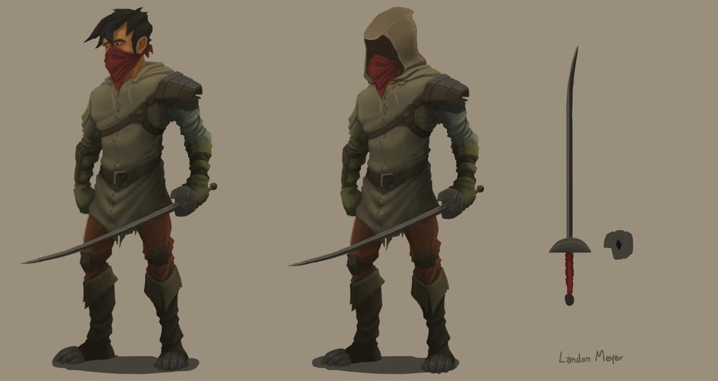 Bandit Rapier