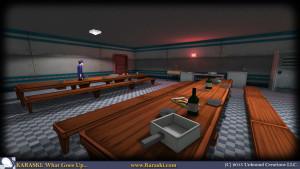 Karaski Promo: Stealth in the Mess Hall