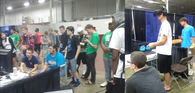 A 16-player tournament was held at Smash Con!