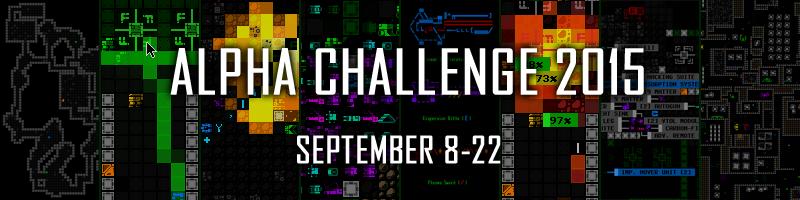 Cogmind Alpha Challenge 2015