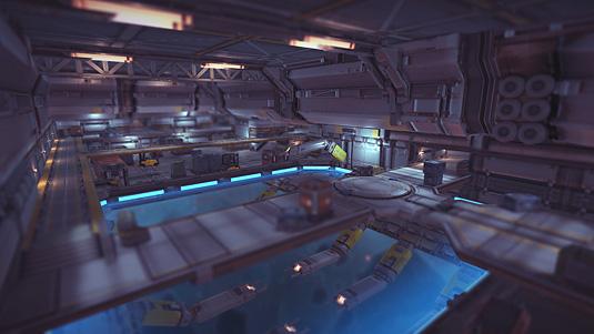 AI Invasion Spacestation