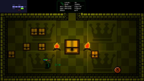 (4) Treasure Room