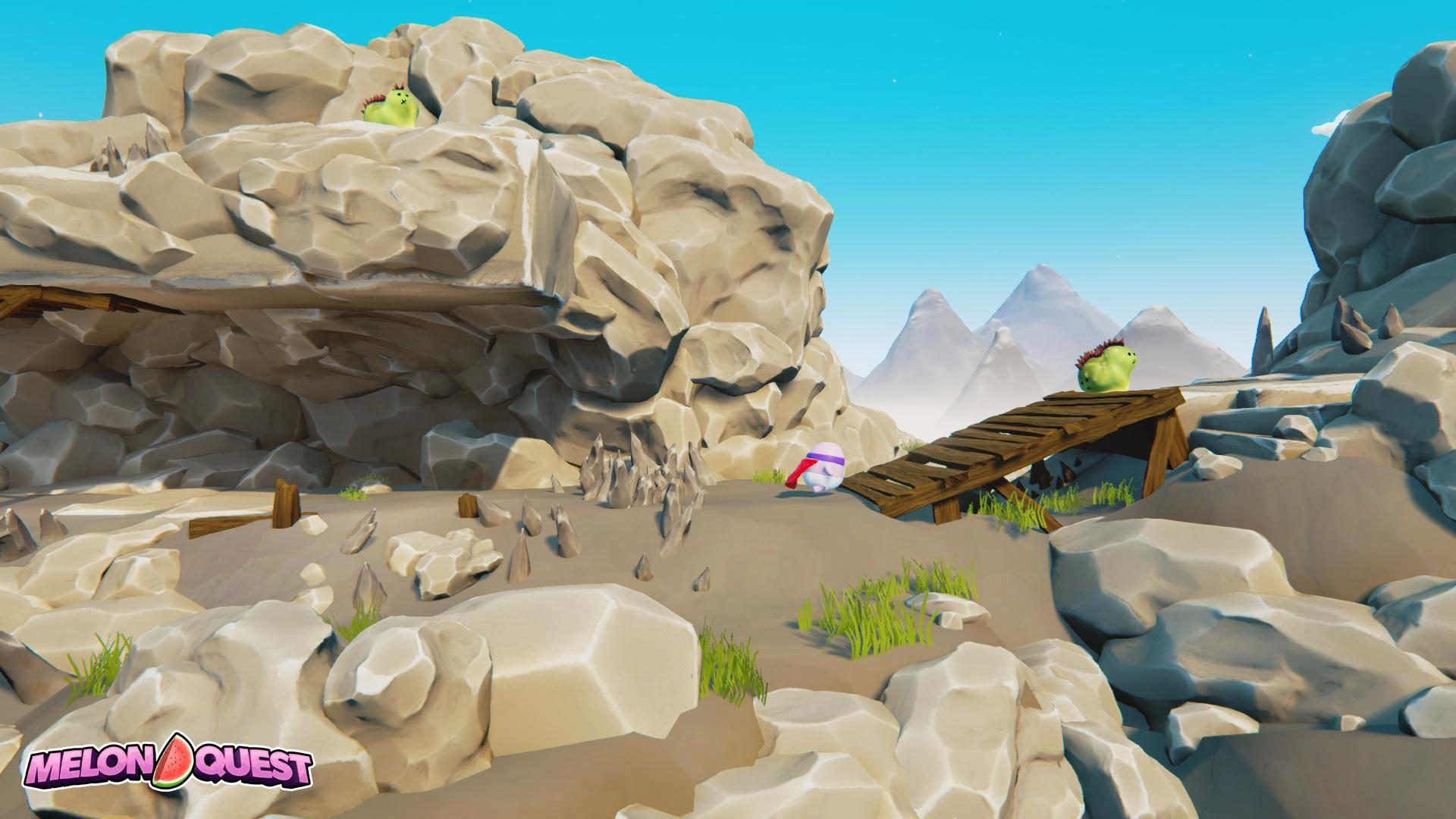 Re-developed Unreal Engine 4 scene