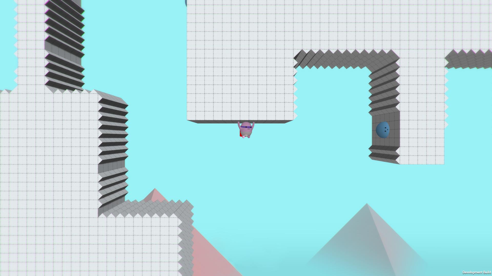 Original Unity 3D scene
