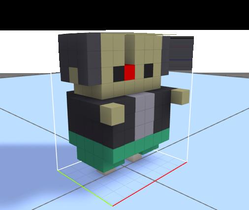 3D array